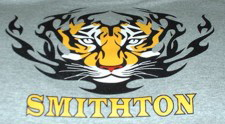 smithton tiger flame shirt